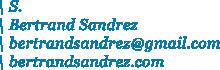 Bertrand Sandrez